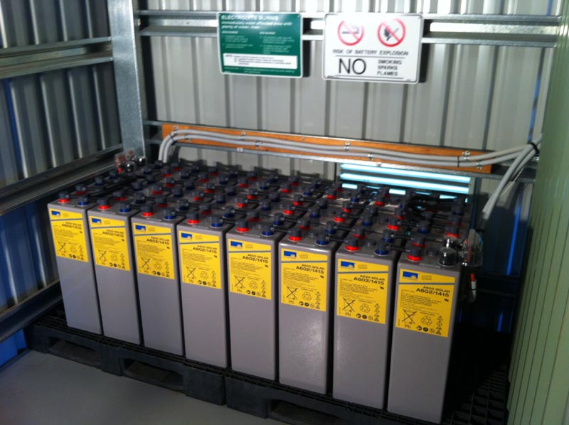Battery Energy Storage Systems Bess Go Big Solar